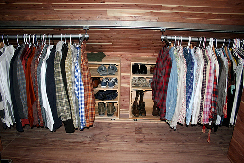Simple Creative With Creative Closet Ideas.
