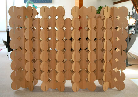 Circle Room divider Creative Room Dividers for Space Saving