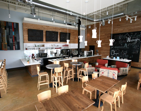 Coffee Shop 1 Creative Coffee Shop Design Ideas