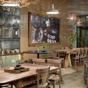 Creative Coffee Shop Design Ideas