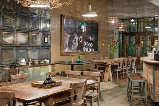 7 Creative Coffee Shop Design Ideas