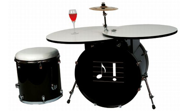 Drum Set Table