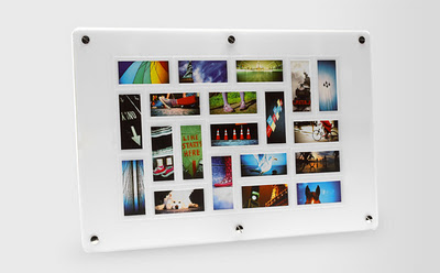 Portrait or Landscape, white or black frame you have the perfect gift option