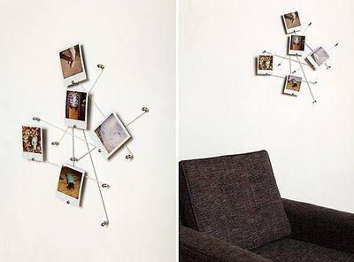 these clips will make a trendy crisscross photo collage