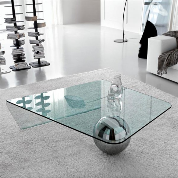 Stylish Coffee Tables - Globe Table