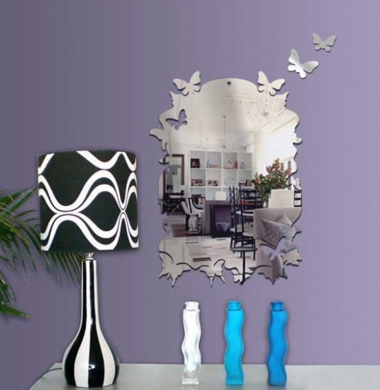 Mirror Stickers Tonka Creative Wall Designs