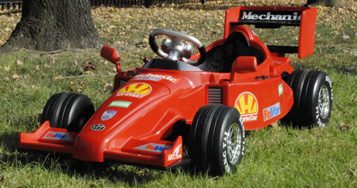 Race Car Formula One Fun Gadgets for Kids