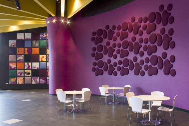 Sound Absorbing Wall Panel 2 Creative Wall Designs