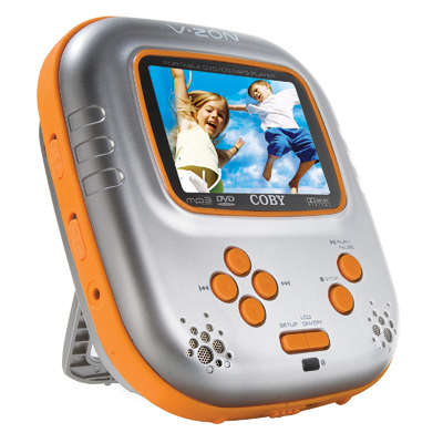 portable digital media player Fun Gadgets for Kids