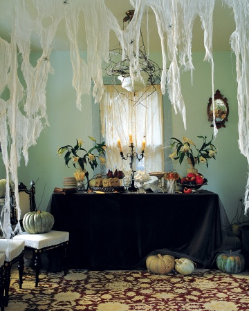 Creative Indoor Halloween Decorations