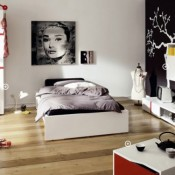 Trendy Teenage Room Design