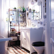 Creative IKEA Bathroom Designs