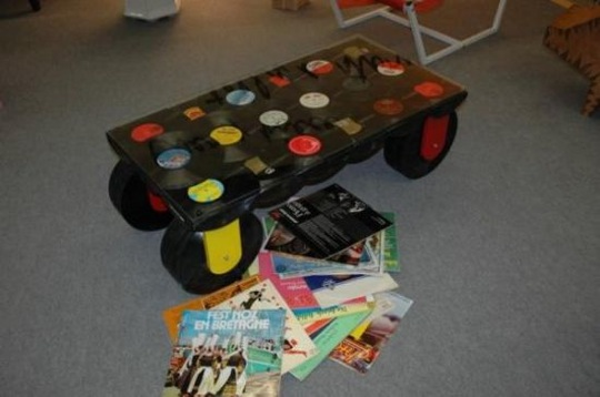 1 Creative DIY Coffee Table
