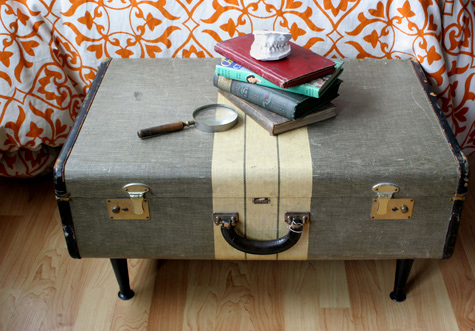 2 Creative DIY Coffee Table