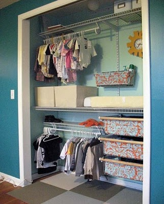 Creative closet ideas for kids Rooms without closets creative