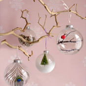 Creative Indoor Holiday Decorations – DIY