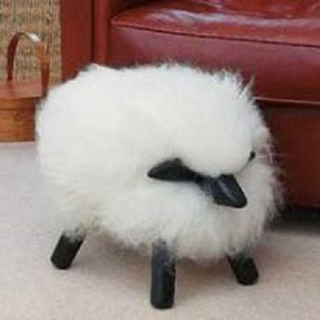 Creative Footstool Collection