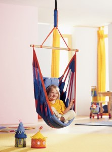 Creative indoor swings for kids for Unique swings for kids
