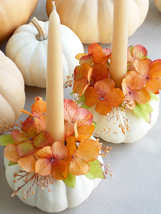 Creative thanksgiving centerpieces