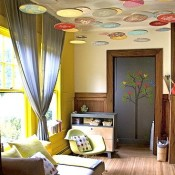 Creative Ceiling Designs
