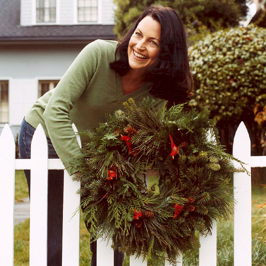 Make decorating a fun task with your friends and family