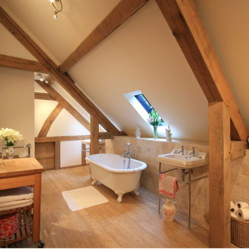 Attic Bathroom 12 Cool Attic Bathroom Design Ideas