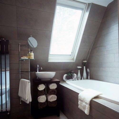 Attic Bathroom 51 Cool Attic Bathroom Design Ideas