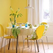 Creative Ideas to Bright Up your Dining Room