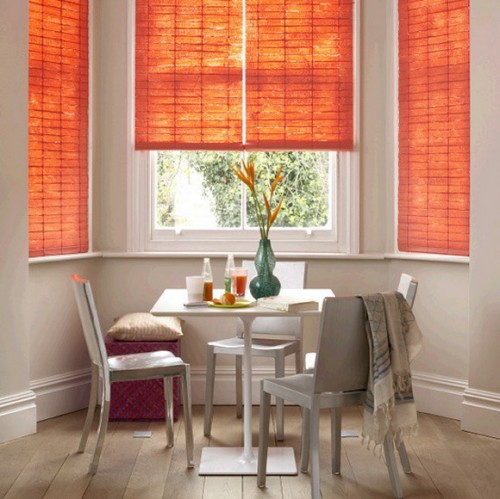 Curtains 1 Creative Ideas to Bright Up your Dining Room