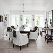 Scandinavian Style Inspired Living Space