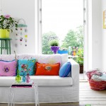 Living Room Ideas for Spring 2013