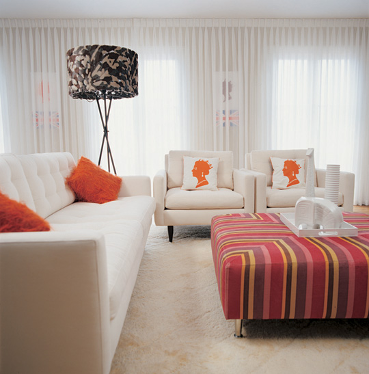 Spring 6 Living Room Ideas for Spring 2013