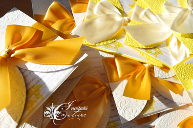 Don't be afraid to use pale tint of yellow with more vibrant hue of yellow or gold with lemon yellow