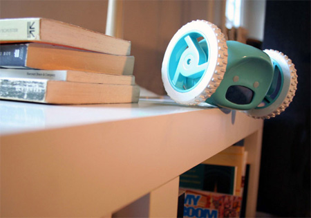 Clocky Alarm Clock Cool Alarm Clock Ideas
