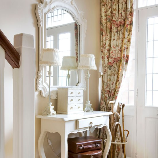 Console Dressing Table Hallway Design Ideas