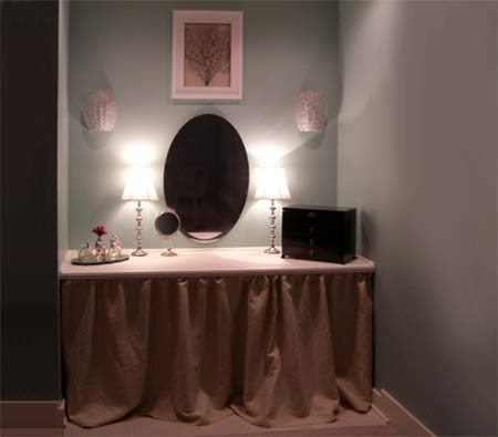 Dressing Table 6 DIY Dressing Table Ideas