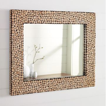 Mirror Frame 1 10 Creative Mirror Frame Ideas   DIY