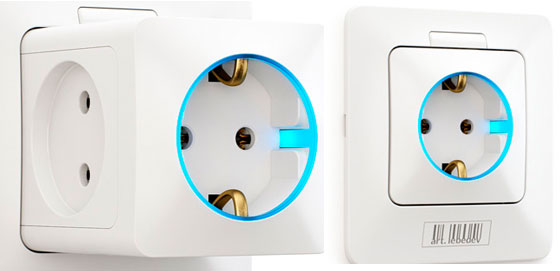 Rozetkus – Three Dee Power Socket