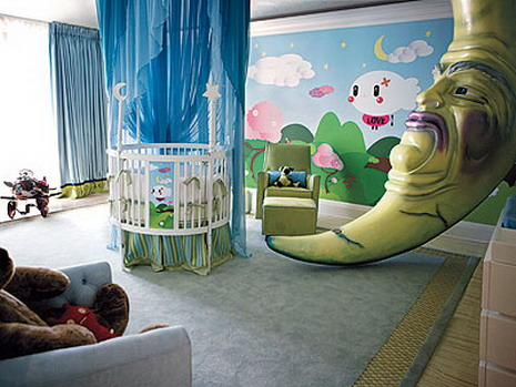 Baby Boy Nursery Room Decoration Ideas