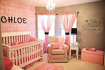 Home design baby girl room ideas not pink for Baby girls bedroom designs