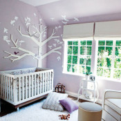 Baby Girl Nursery Decoration Ideas