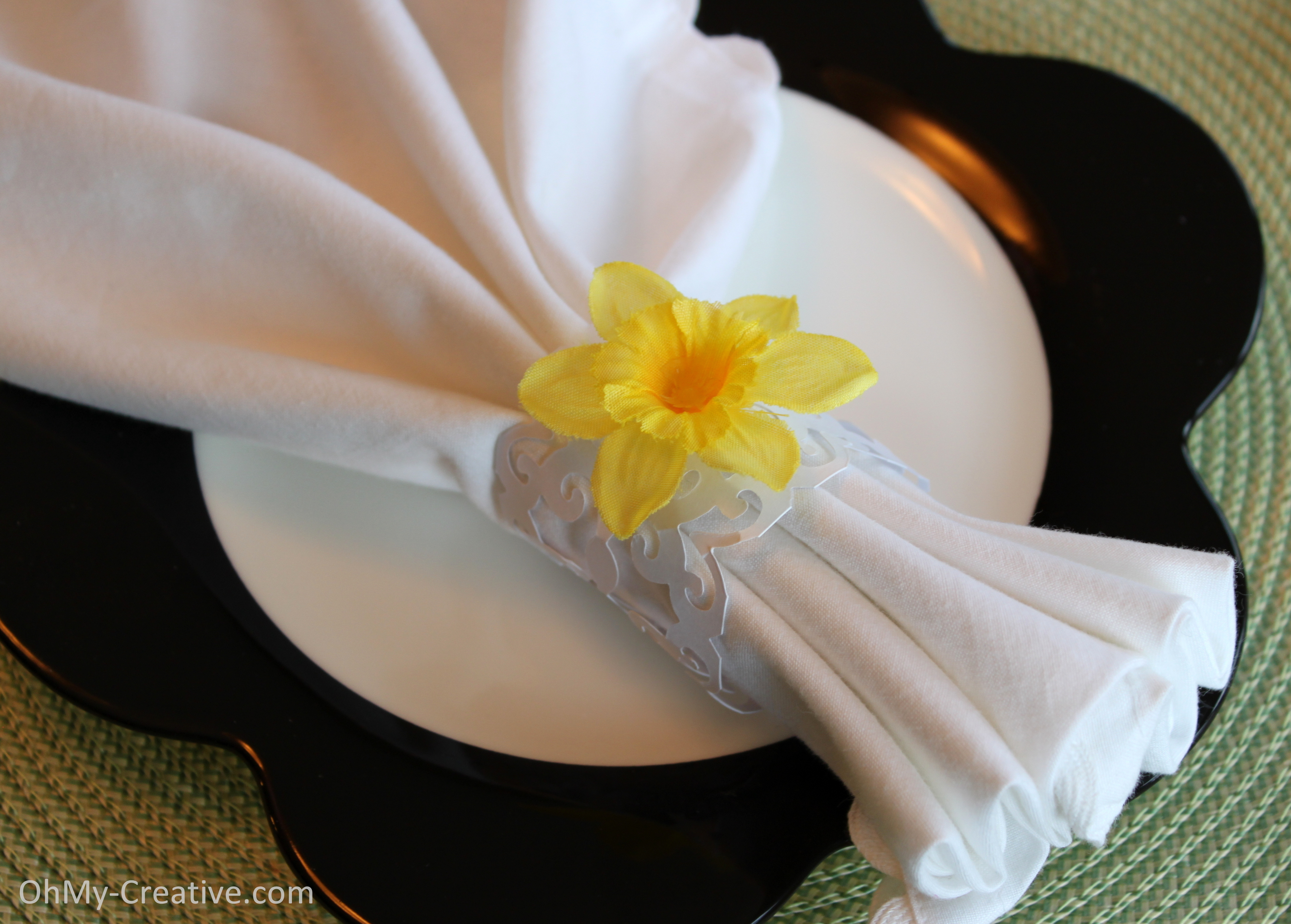 napkin ring 8