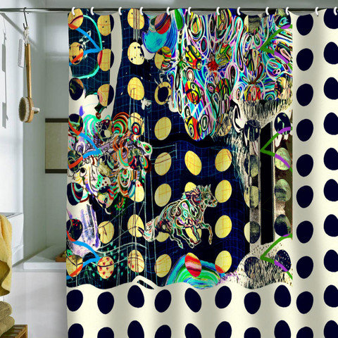 Best 25 Funky Shower Curtains Ideas That You Will Like On