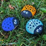 Ladybug Rocks