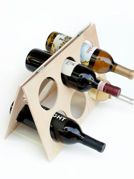 Wine Rack 6 Frame Rack Creative Wine Racks  DIY