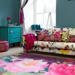 Living Rooms – Floral Patterns