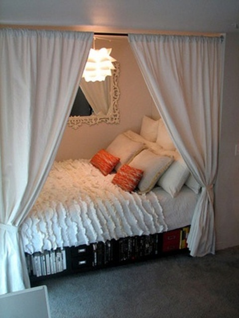 Best hidden bed ideas - What can girl room look like ...