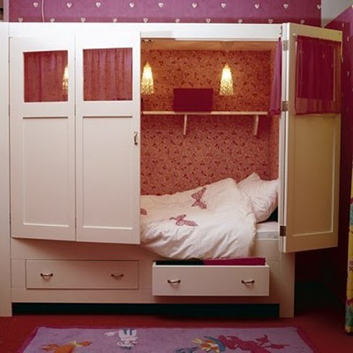 Image Result For Hiding Beds Wall