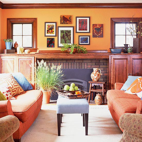 Color Trends 2013 Orange