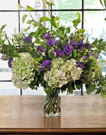 Easy flower arrangement ideas for Floral arrangements with branches